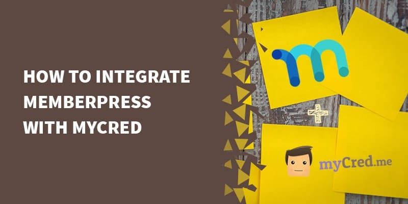 How to integrate MemberPress with MyCRED